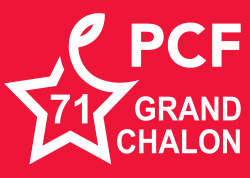 logo PCF Grand Chalon